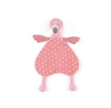 Jellycat flamingo sutteklud