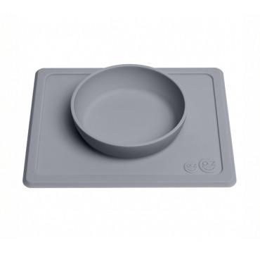 Mini bowl grå