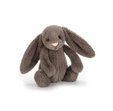 Jellycat mørk sand kanin