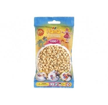 hama perler beige farve 27