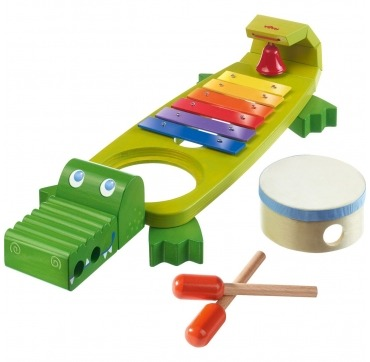Haba Flot musik krokodille