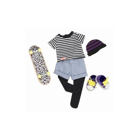 Our Generation - skatebord og tøj