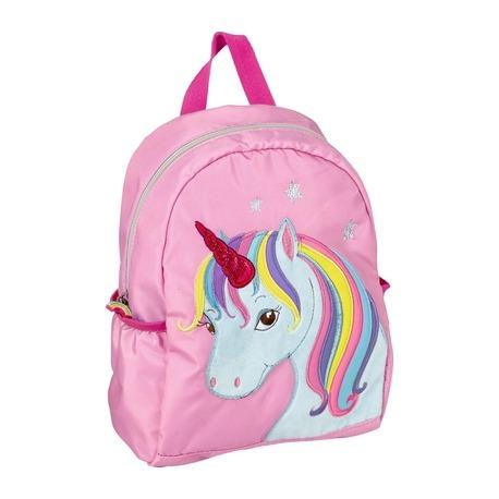 Unicorn rygsæk rosa