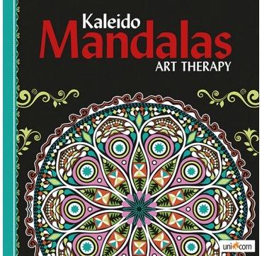 Mandalas Kaleido art therapy