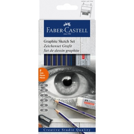 Faber Castell Sketch set