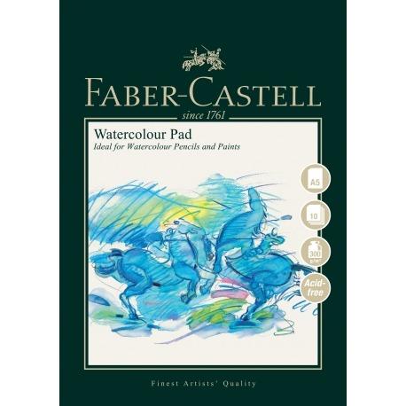 Faber Castell A5 blok vandfarver