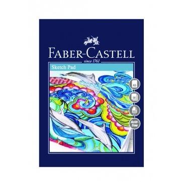 Faber Castell tegneblok A5
