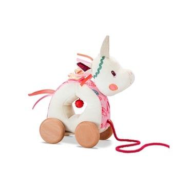 Lilliputiens unicorn trækdyr