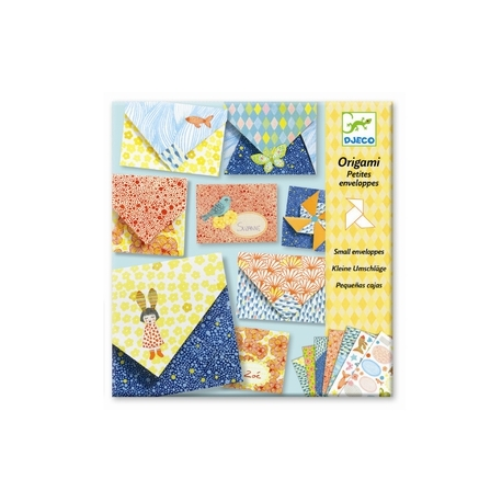 Djeco origami brev papir