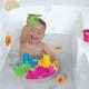 Bade leg med stabel og puslespil