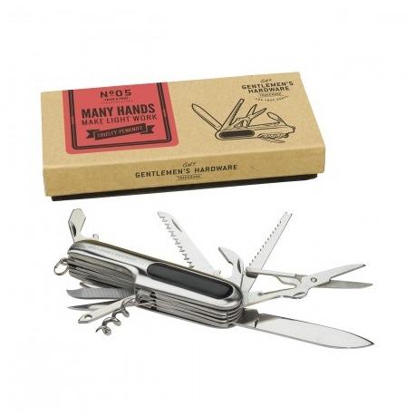 Multi værktøj i stål