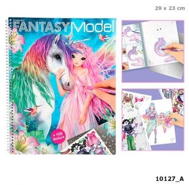 Topmodel fantasy malebog