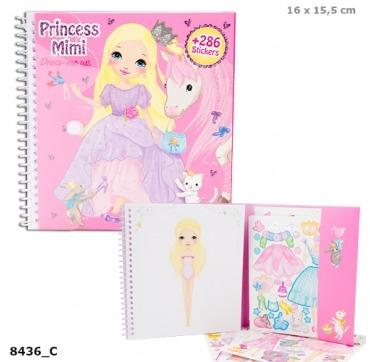 Prinsesse Mimi påklædningdukke