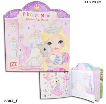 Princess Mimi indret dit hus