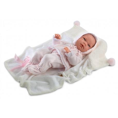 Baby Llorens dukke pige 73850