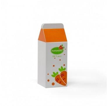 Juice gulerødder
