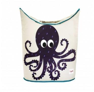 3 Sprouts stor pose blæksprutte