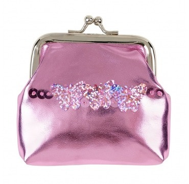 Pink lille pung