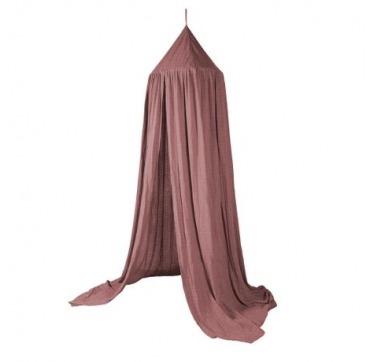 Sebra sengehimmel rosa