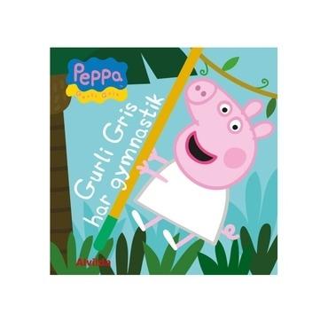 Gurli gris har gymnastik