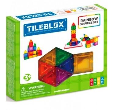 Tilebox magnet 30 stk