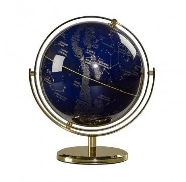 Flot globus stjerner
