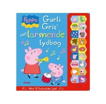 Gurli Gris bog med lyd