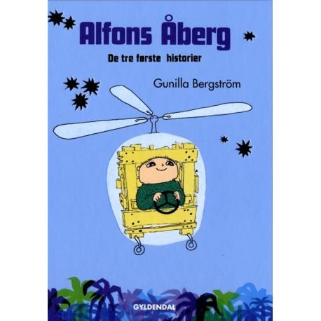 Alfons Åberg de tre første historier