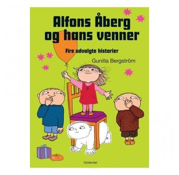 Alfons Åberg og hans venner
