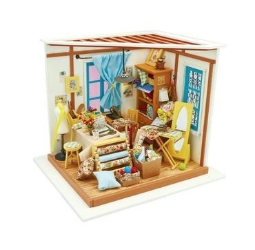 Byg dit eget miniature Skrædder