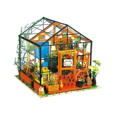 Byg dit miniature Drivhus