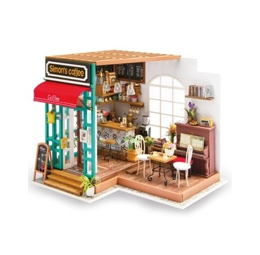 Miniature Cafe