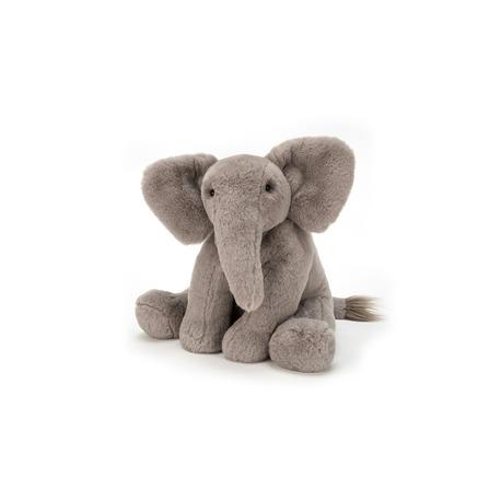 Jellycat Elefant bamse 19 cm