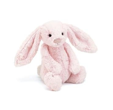 Jellycat kanin rosa 36 cm