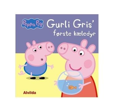 Gurli Gris første kæledyr