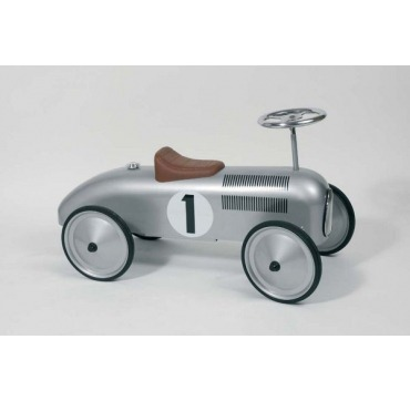 Racerbil - Sølv