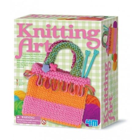 Lær at strikke