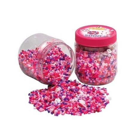 Perler pink