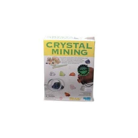Krystal Graver - 6stk / Certifikat