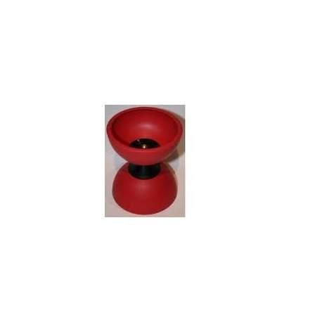 Diabolo`s Rubberking rød - Jonglering