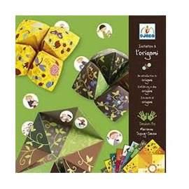 Djeco origami grøn -