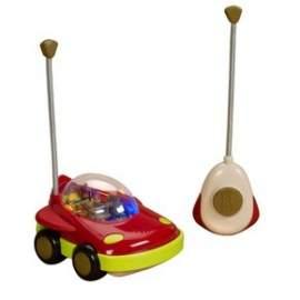Min første fjernstyret bil
