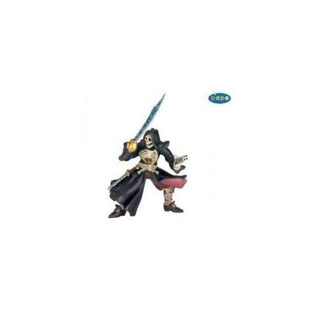 Pirat med våben - figur
