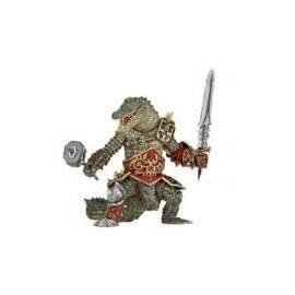 Papo Mutant krokkodille - papo figur