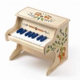 Klaver i træ
