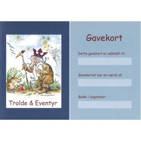 Gavekort til Trolde & Eventyr