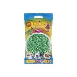 Hama perler lysegrøn