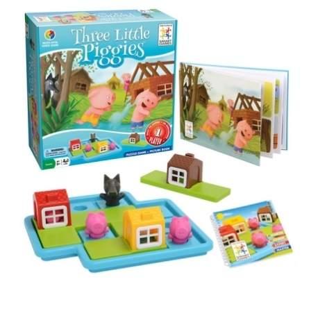 Spil De tre små grise