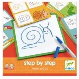 Djeco lær at tegne Dyr