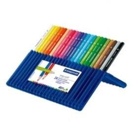 Staedtler farveblyanter ergo soft 24 stk